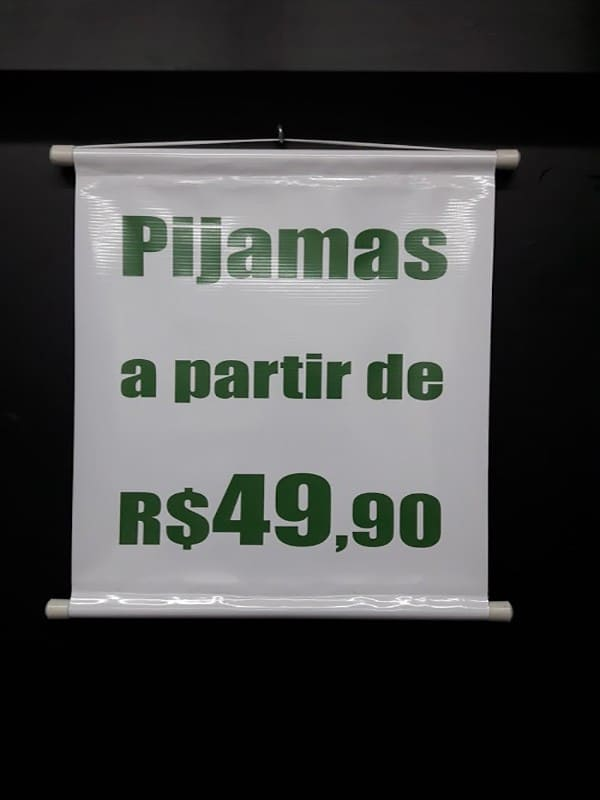 Banner em moema