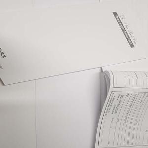 Impressão de receituário médico
